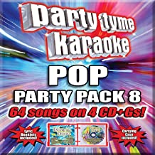 Pop Party Pack 8