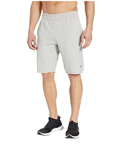 Champion LIFE Reverse Weave(r) Cut Off Shorts (Oxford Gray) Men