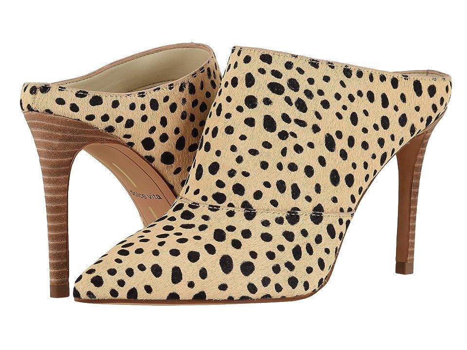 Dolce Vita Cinda (Leopard Calf Hair) Women