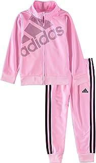 rose gold adidas set