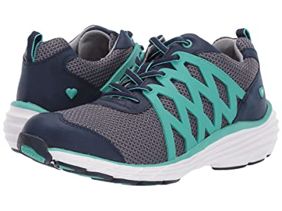 Nurse Mates Brin (Navy/Teal) Women