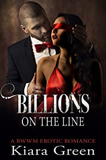 Billions on the Line (A BWWM Erotic Romance)