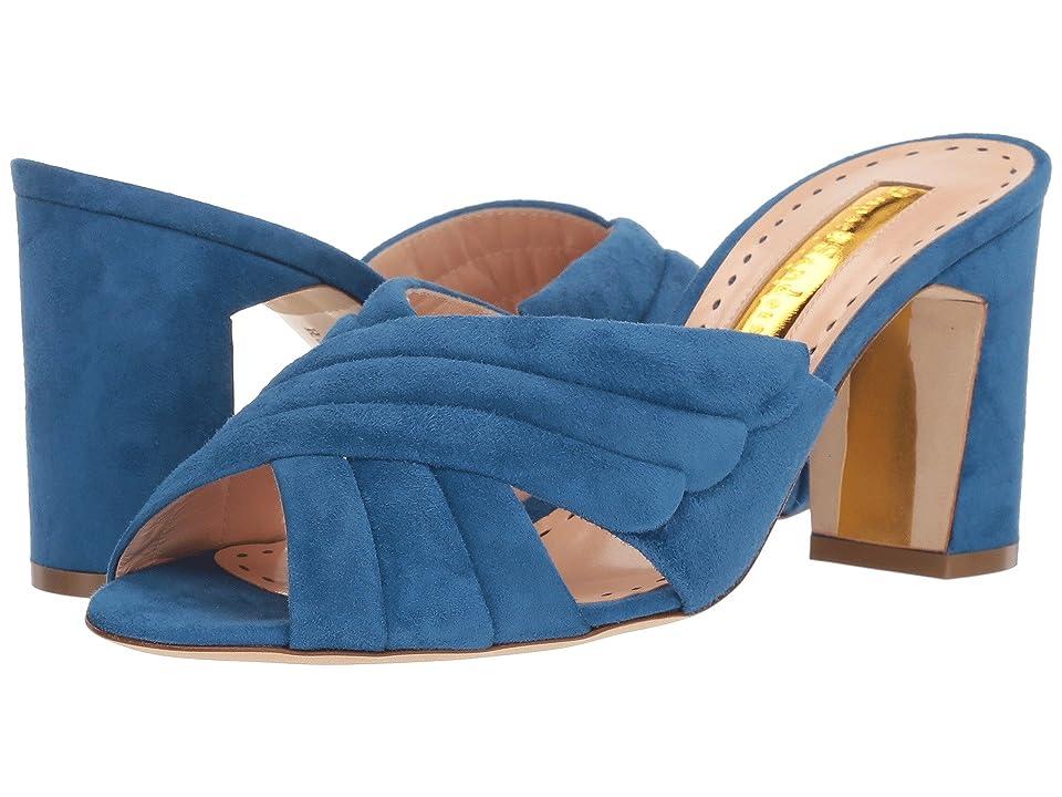 Rupert Sanderson Dove (Blue) High Heels
