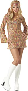 Women's Adult-Disco Dolly Costume