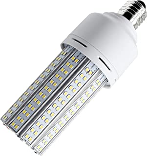 20W LED Corn Light Bulb for Indoor Outdoor Standard E26 Base 2200Lm 4000K Warm White,for Street Lamp Gymnasium Garage Fact...