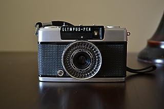 オリンパス ペン EE-3 ハーフフレーム 35mm カメラ 28mm F/3.5レンズ付き