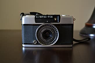 Olympus Pen EE-3 Half Frame 35mm Camera With 28mm F/3.5 Lens