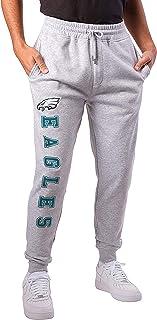 Ultra Game NFL Philadelphia Eagles Mens Active Jogger Sweatpants, Heather Gray 19, Small