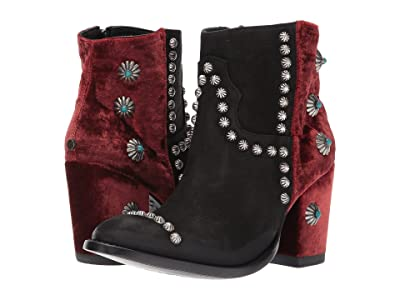 Double D Ranchwear by Old Gringo Tahoma Boot (Black) Women