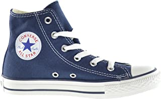 Converse C/T All Star Hi Little Kids Fashion Sneakers Navy