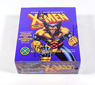 The Uncanny X-Men Series 1 Trading Cards