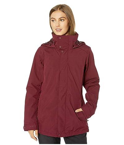 Burton Jet Set Jacket (Port Royal Heather 1) Women