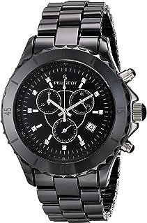 PS968 Men's Black Ceramic Chronograph Watch