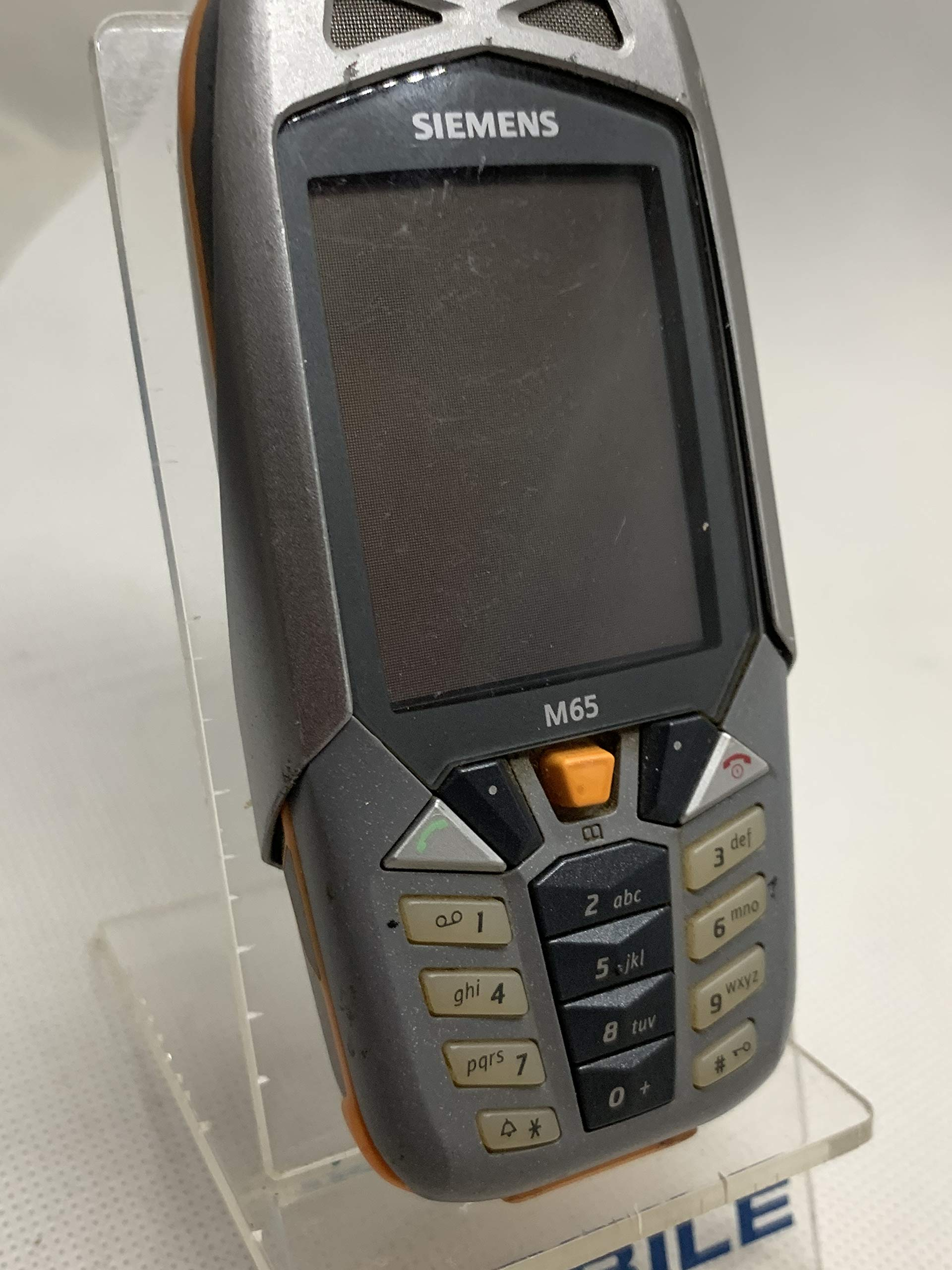 NG de Mobile BenQ Siemens M65 Teléfono Móvil, Gris: Amazon.es: Electrónica