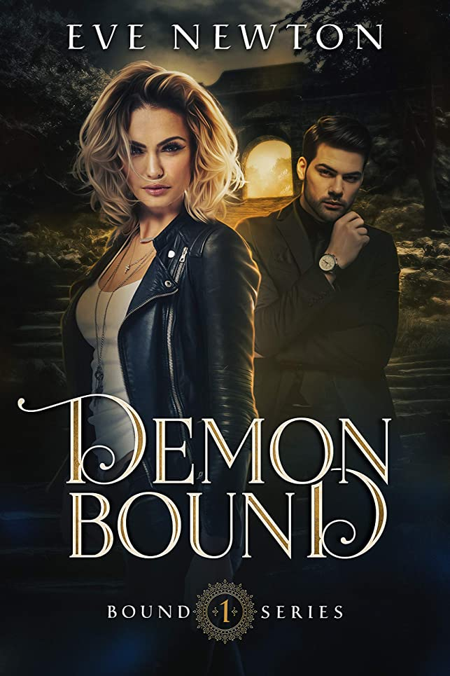 汚染された移行より平らなDemon Bound: Bound Series, Book One: A Reverse Harem Paranormal Romance (English Edition)