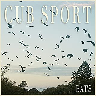 cub sport bats vinyl