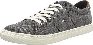 Tommy Hilfiger Seasonal Textile Sneaker, Scarpe da Ginnastica Basse Uomo