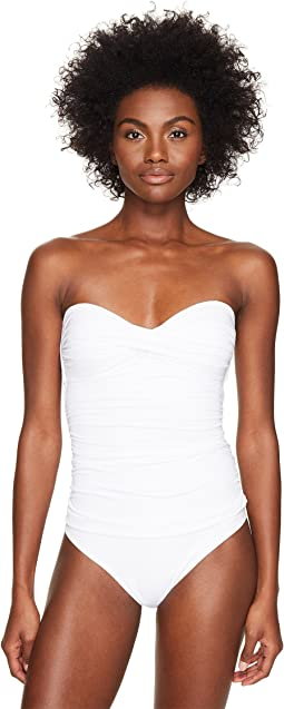 Letarte Bandeau One-Piece
