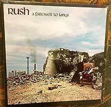 Rush A Farewell To Kings Vinyl LP Mercury – SRM-1-1184 (1977)
