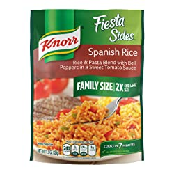 Knorr Fiesta Side Dish, Spanish Rice, 11.5 oz