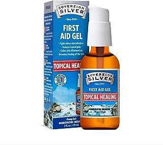 Sovereign Silver First Aid Gel 2 fl. oz