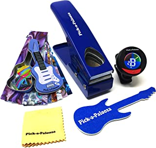 Pick-a-Palooza DIY Guitar Pick Punch - the Premium Pick Maker