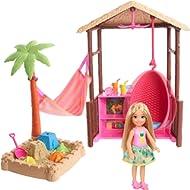 Barbie Chelsea Tiki Hut