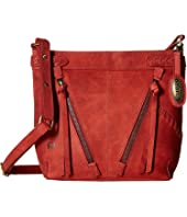 Born - Quincy Distressed Crossbody