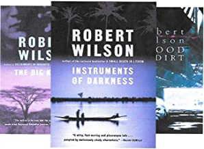 Wilson's 4-book BRUCE MEDWAY Mystery Series -- Instruments of Darkness / The Big Killing / Blood is Dirt / A Darkening Stain