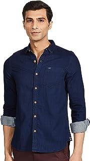 Lee Men's Slim Fit Casual Shirt