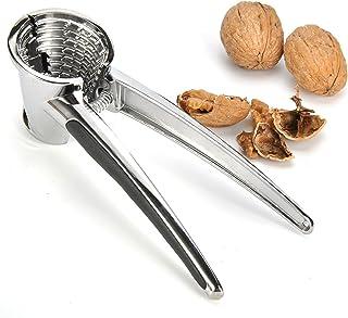 Makidar Walnut Cracker Nutcracker Anti-splash Nut Crakcer