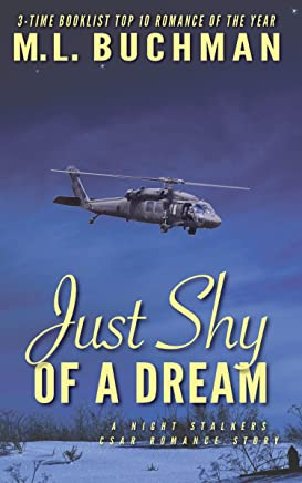Just Shy of a Dream (The Night Stalkers CSAR Book 6) (English Edition)