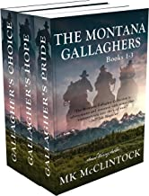 Montana Gallagher Series Boxed Set Books 1-3: Montana Gallagher Series