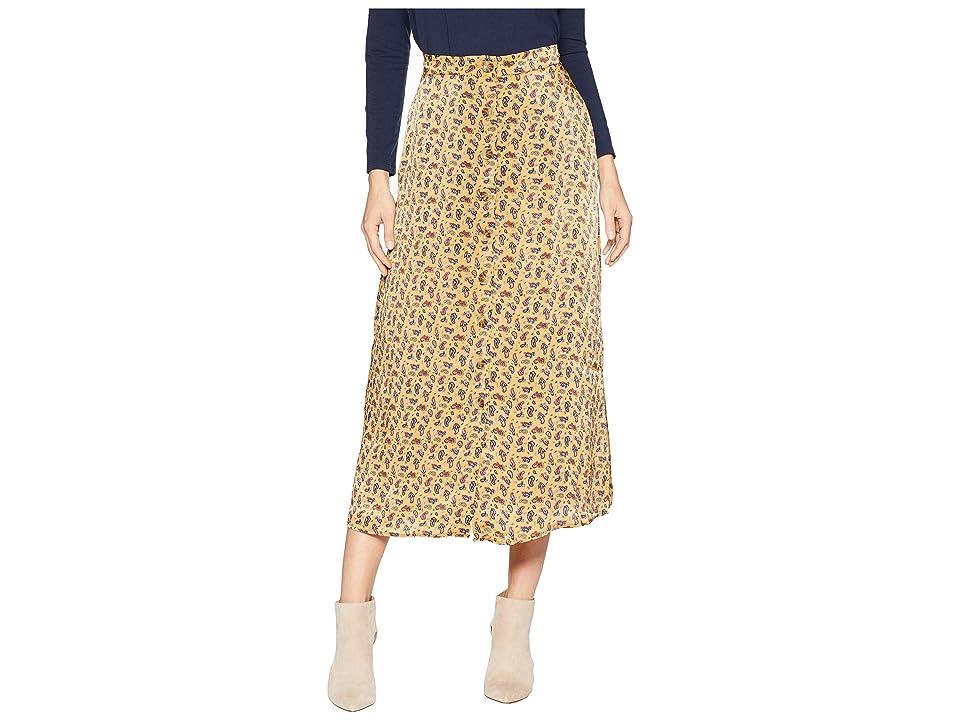 Show Me Your Mumu Sharon Skirt (Wild West Paisley Sheen) Women