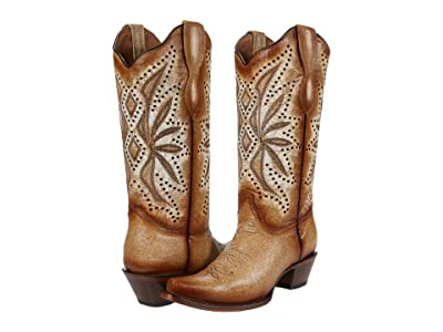Corral Boots L2002 (Straw) Women