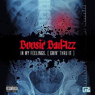 Lil Boosie BadAzz In My Feelings Goin Thru It Official (Mix CD) Mixtape