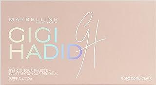 Maybelline New York Gigi Hadid Eye Contour Palette GG02 Cool Paleta cieni do konturowania powiek