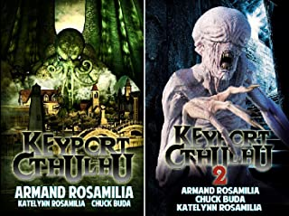 Keyport Cthulhu (2 Book Series)