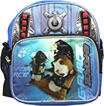 Disney's G-Force Guinea Pig Spies Blue Colored Mini Toddler Backpack (10in)
