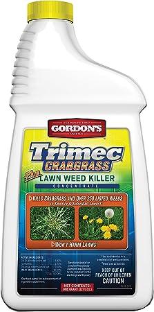 Gordon's Trimec Plus Crabgrass Killer Concentrate, 1 Quart - 761160