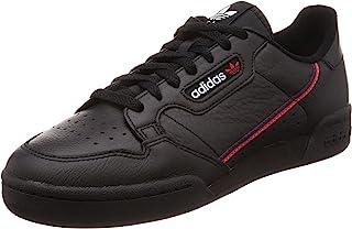adidas Men's Continental 80, Footwear White/Scarlet/CORE Navy