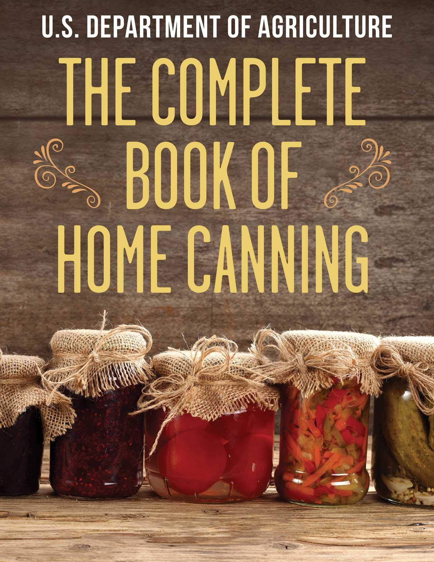 Download The Complete Book Of Home Canning 