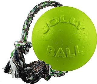 لعبة رومب-أند-رول للكلاب على شكل حبل وكرة من جولي بيتس 4.5 Inches/Small 645 APPLE