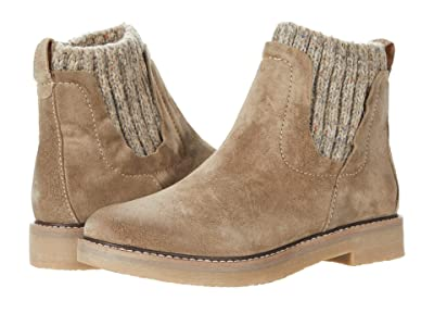 Comfortiva Rawnie (Light Taupe Cow Suede) Women