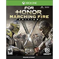 Deals on For Honor Marching Fire Edition Xbox One
