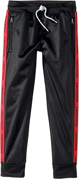 Converse Kids - Warmup Wordmark Joggers (Toddler/Little Kids)