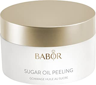 CLEANSING Sugar Oil Peeling for Face 1.69 oz - Best Natural Exfoliating Scrub for Day and Night
