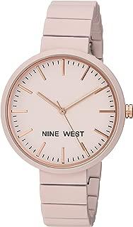 Nine West NW/2012 - Reloj de pulsera de goma para mujer
