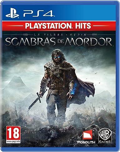 PS4 - PS HITS Shadows of Mordor