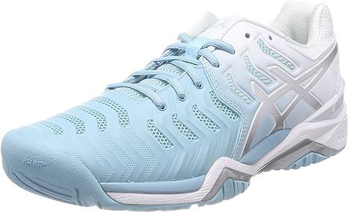 ASICS Gel-Resolution 7, Chaussures de Tennis Femme